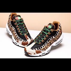 Atmos Nike Air Max 95 Animal Print Boutique